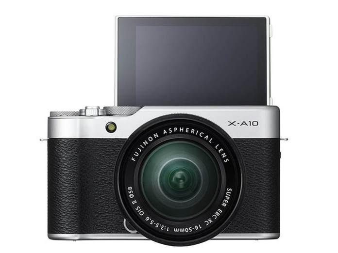 Fujifilm X-A10 Harga Rp 4 Juta Rupiah
