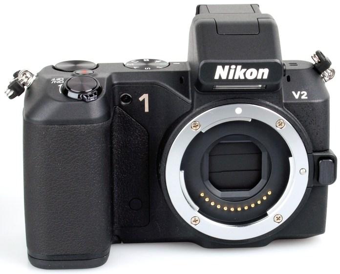 Nikon 1 V2 Harga Rp 5.3 Juta Rupiah