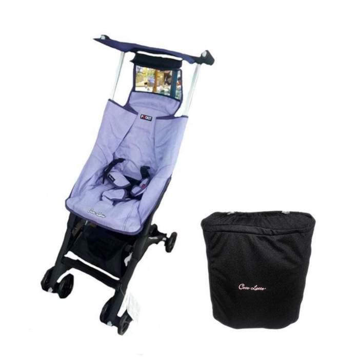 Stroller Pockit Cocolatte CL 839
