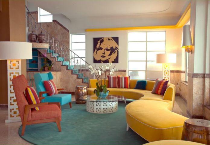 Desain Rumah dengan Trend Warna Milenial