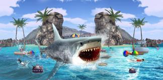 Rekomendasi Game Mobile Bertema Ikan Hiu Terbaik yang Asyik Dimainkan Saat Santai