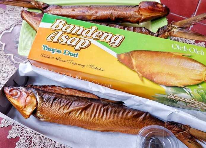 Ikan Bandeng Asap