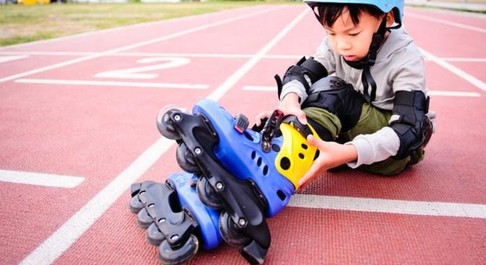 Merk Sepatu Roda Anak Laki-Laki