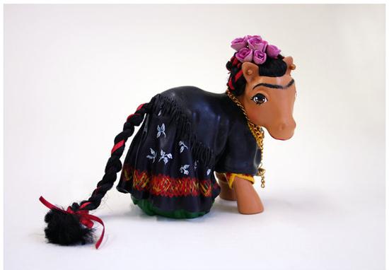 My Little Frida Kahlo