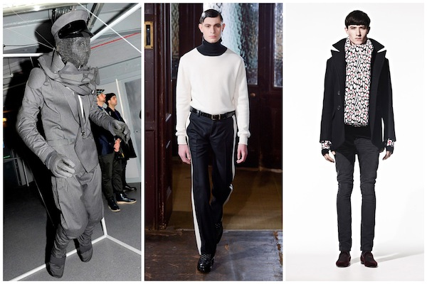London Collections: Men Fall Winter 2013