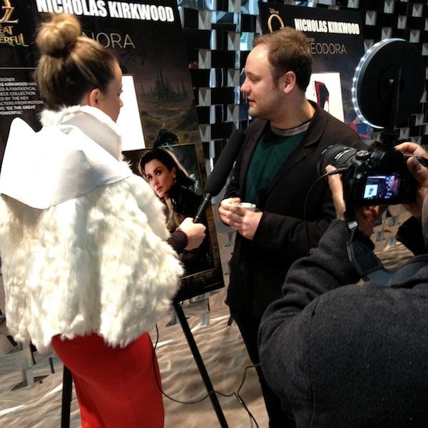 London Fashion Week - Nicholas Kirkwood