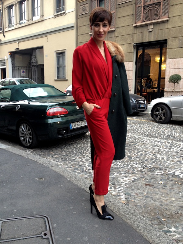 Milan Fashion Attack 3 - Ceylan Atinc