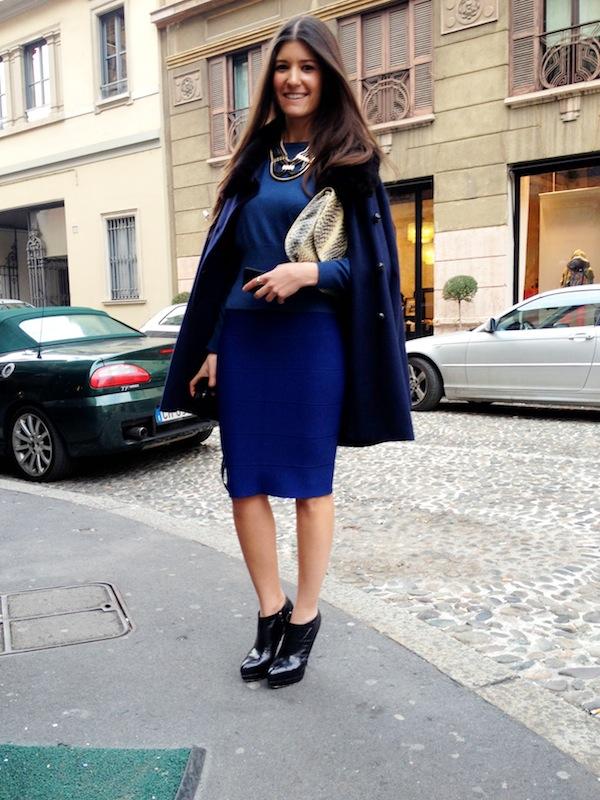 Milan Fashion Attack 3 - Ipek Ersoy