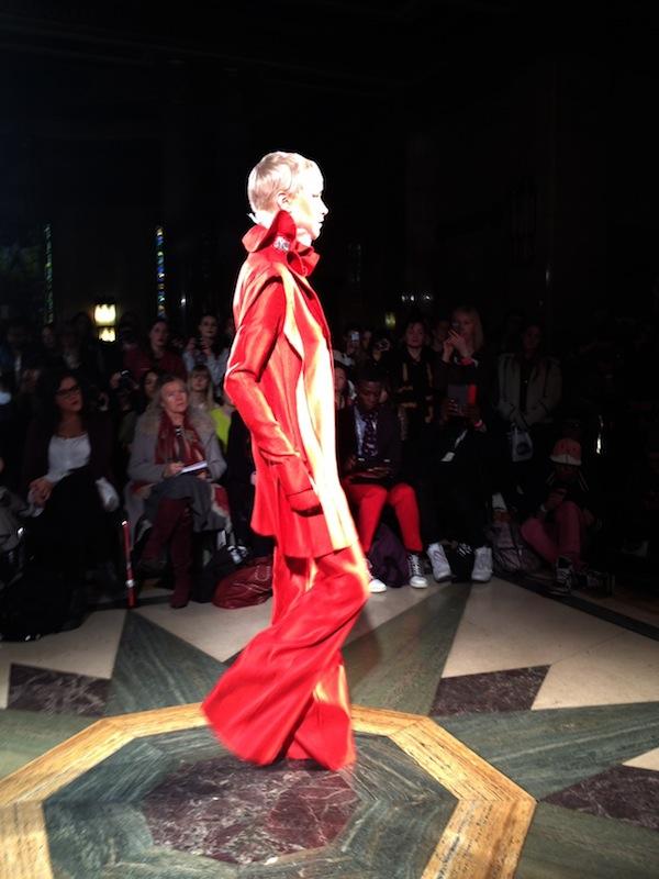 Zeynep Tosun - London Fashion Week