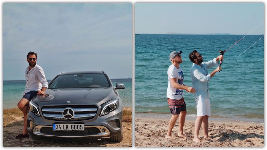 Mercedes-Benz GO Bozcaada