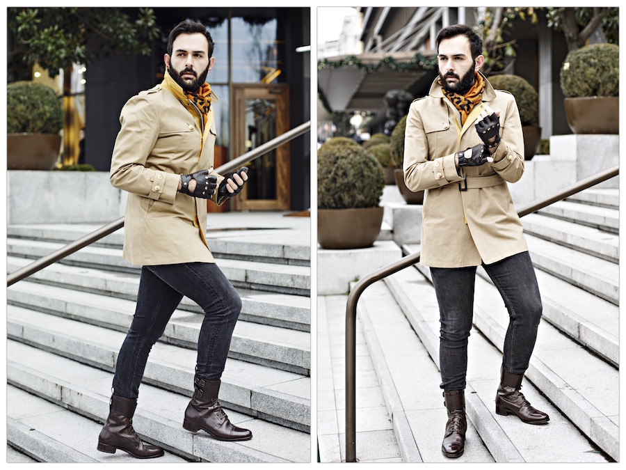 Elele Dergisi Şubat 2016 Erkek Stili Röportajı
