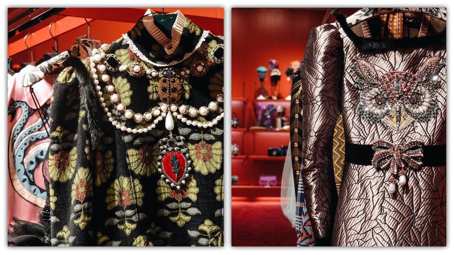GUCCI Sonbahar Kış 2016 Kadın Koleksiyonu