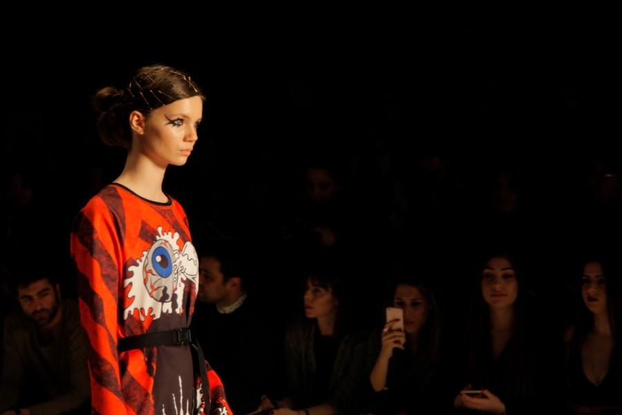 Mercedes-Benz Fashion Week Istanbul - DB Berdan