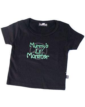 T-shirt Bébé Lil Monster