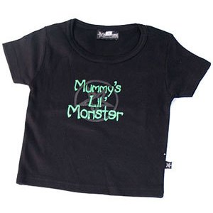 T-shirt Bébé Lil Monster