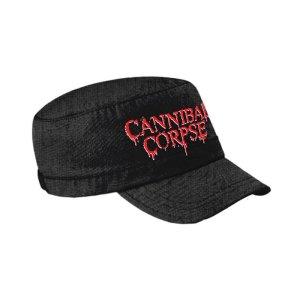 Casquette Cannibal Corpse Logo Imprimé