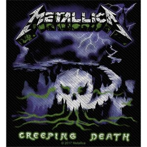 Patch Metallica Creeping Death