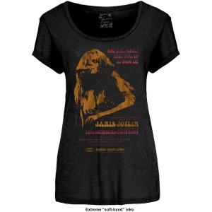 T-shirt Janis Joplin Madison Square Garden