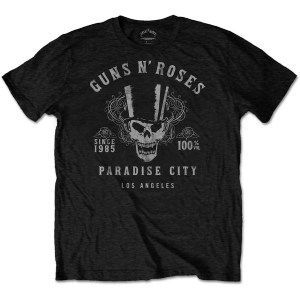 T-shirt Guns N Roses Paradise City