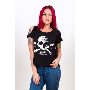 Top Femme Mötley Crüe Orbit