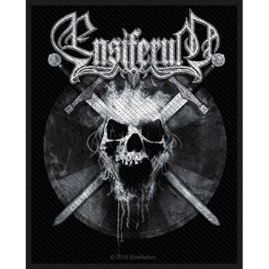 Patch Ensiferum Skull