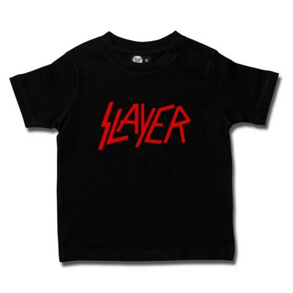 T-shirt Slayer Logo Enfant