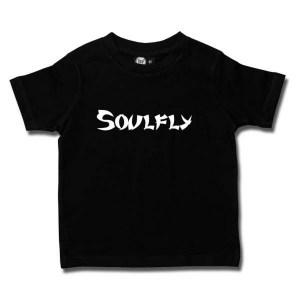 T-shirt Enfant Soulfly Logo