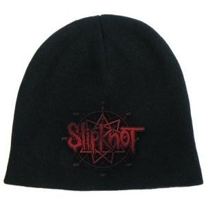 Bonnet Slipknot Noir et Rouge