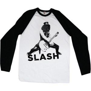 T-shirt Slash Snow Blind Raglan