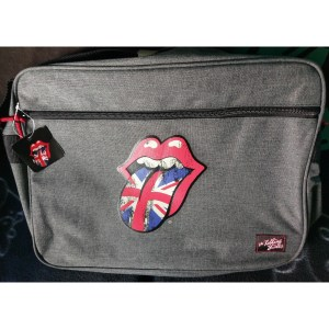 sac besace rolling stones