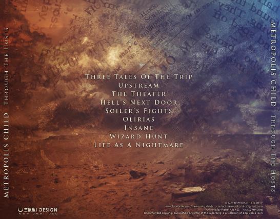 Metropolis Child-Album-Korbakstage