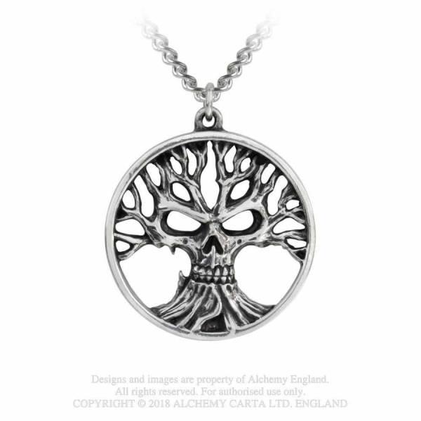 pendentif tree of death