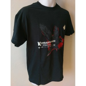 T-shirt H Korbakstage/Supports Sous Licence