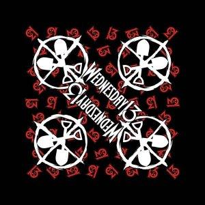 Bandana Wednesday 13 Logo Shovels