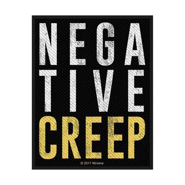 Patch Nirvana Negative Creep Licence Officielle