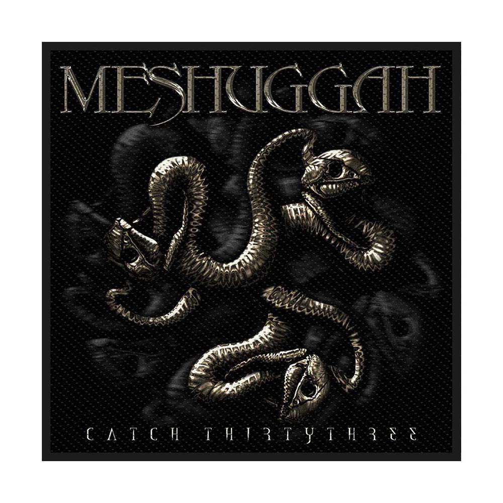 Patch Meshuggah design Catch 33