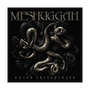 Patch Meshuggah design Catch 33