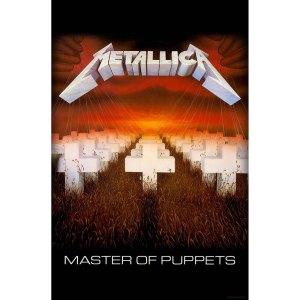 Drapeau Metallica Master Of Puppets