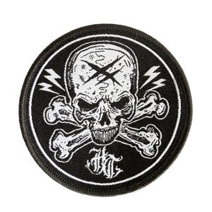 Patch Design Badge Licence Française