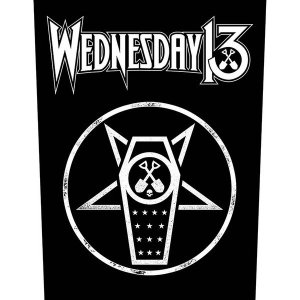 Patch Dossard Wednesday 13 What the Night Brings