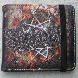 Portefeuille Slipknot Pentagram