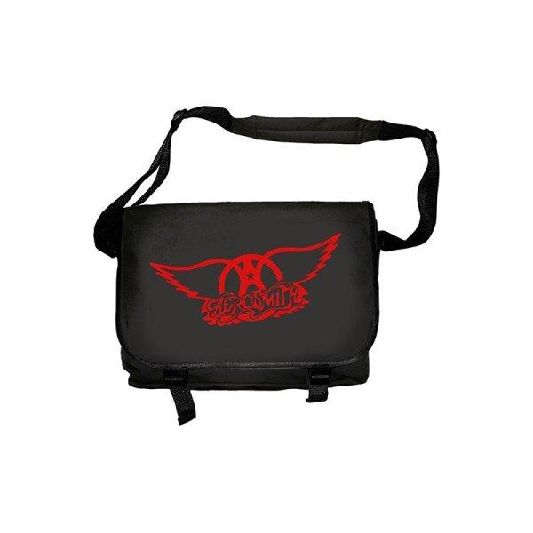 Sac Besace Aerosmith Design Logo Sous Licence