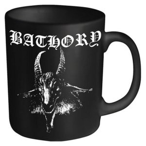Mug Bathory Design Goat Licence Officielle