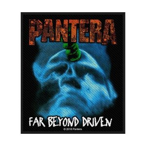 Patch Pantera Far Beyond Driven Licence Officielle