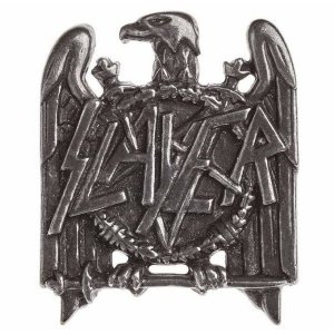 Pin's Slayer Aigle Logo