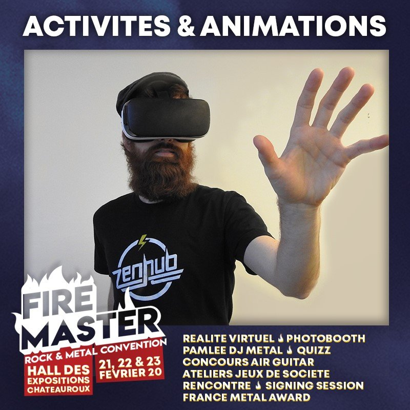 ACTIVITES et ANIMATIONS FireMaster
