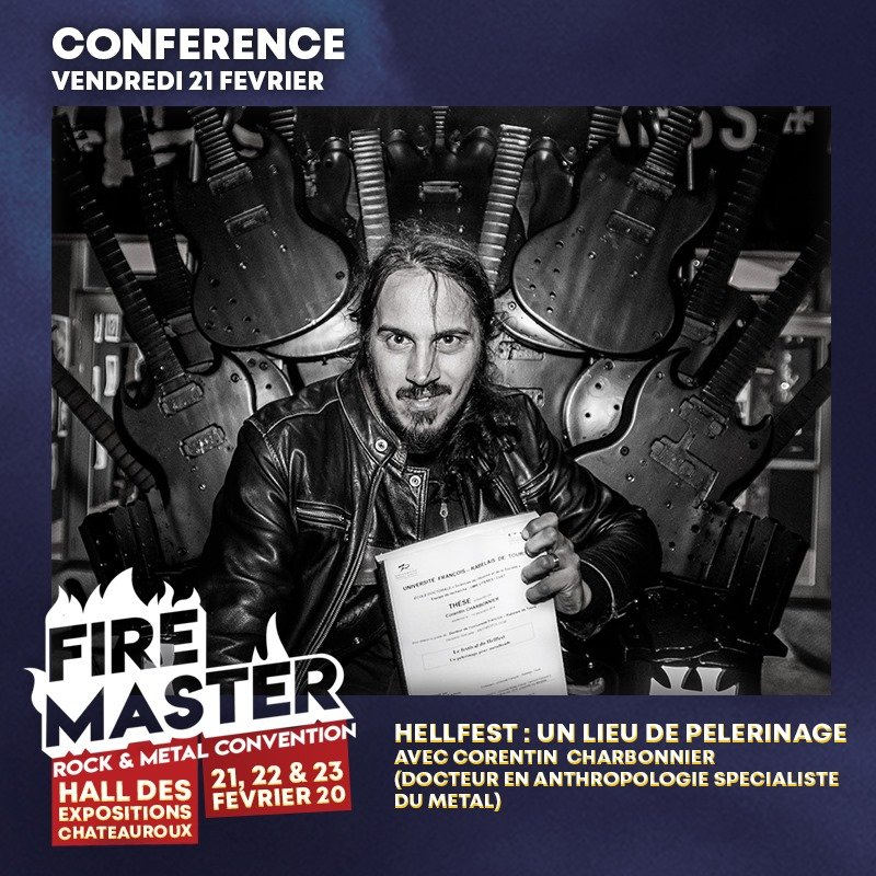 CONFERENCES RENCONTRES ATELIERS FIREMASTER