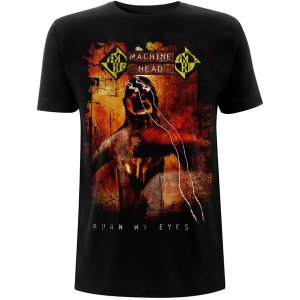 T shirt Machine Head Burn My Eyes