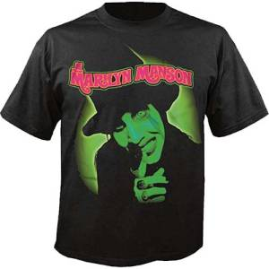 T shirt Smells Like Children Marilyn Manson