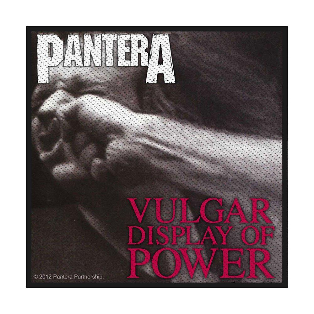 Patch Pantera Vulgar Display Of Power